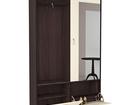 Смотреть фото Мебель для прихожей Прихожая Визит (венге) с зеркалом 67895238 в Абинске
