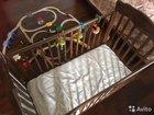 Детская кроватка мебельной фабрики Gandylan