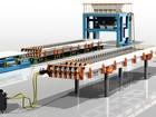Скачать фотографию Строительные материалы Линия по производству пустотных плит ПК 71457132 в Алзамае