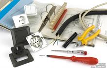 Ремонт электрики, поводки, оборудования