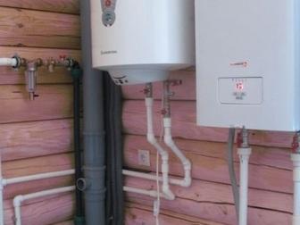 Новое фото  Продажа и ремонт газового оборудования, Автономная газификация, Монтаж отопления, 38880315 в Дмитрове