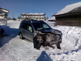 Просмотреть фото Аварийные авто Продам на запчасти Nissan X-trail 2006 г, в, 62530829 в Архангельске
