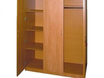 Уникальное фотографию Разное Тумбы прикроватные,мебель дсп,кровати ,шкафы ,вешалки все для общежитий,хостела ,гостиниц,кровати двухъярусные деревянные ,деревянные трехъярусные кровати опто 63997436 в Архангельске