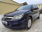 Opel Astra 1.6МТ, 2013, 140000км