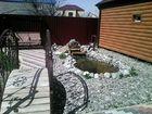 Смотреть фото  Галька речная для ландшафтного дизайна, 64221302 в Астрахани