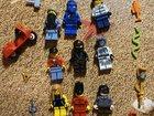 Лего фигурки с предметами