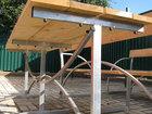 Фото в Мебель и интерьер Мебель для дачи и сада Реализуем дачные столы. Стол дачный размером в Азове 2450