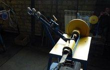 Станок, оборудование для изготовления рабицы
