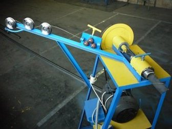 Свежее foto Строительные материалы Станок, оборудование для изготовления рабицы, с бесплатной доставкой в Барнаул 33581636 в Барнауле