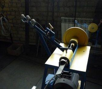 Фотография в Строительство и ремонт Строительные материалы Станок для производства рабицы с бесплатной в Барнауле 35000