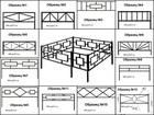 Фотография в Строительство и ремонт Строительные материалы Ритуальные ограды изготавливаются и профильной в Бабаево 1110