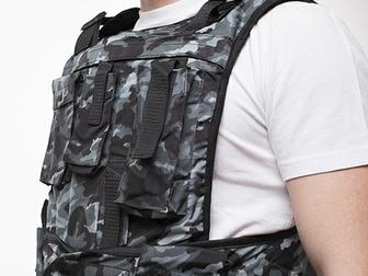 Уникальное фото  Бронежилеты и шлемы защитные 36672057 в Балаково