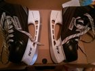 Фотография в   продам хоккейные коньки р. 45, 5. цена 3. в Барнауле 3500