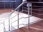 Новое фотографию  Стальные ограждения для лестниц 34112808 в Барнауле