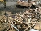 Скачать бесплатно foto Строительные материалы Продаю дрова пиленные (сосна, береза) 42102001 в Барнауле