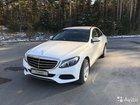 Mercedes-Benz C-класс 1.6AT, 2015, 91000км