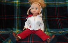 Продам замечательную куклу Спортсменка
