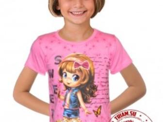 Смотреть фото  Детские трикотажные футболки оптом 35850462 в Барнауле