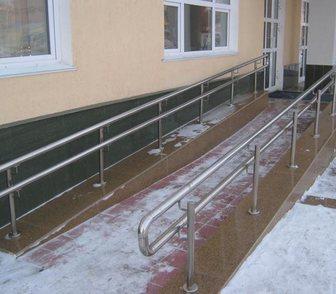 Изображение в   «Алтай Лестница» создает практичные пандусы, в Барнауле 3200