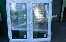 Пластиковое окно 1400х1600