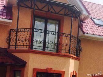 Кованные перила  24 п, м в Белгороде