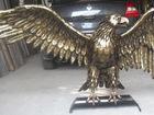 Фото в Мебель и интерьер Другие предметы интерьера Скульптура орла из металла. Размах крыльев-от в Краснодаре 0