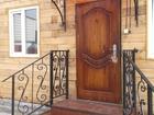 Увидеть foto  Заборы , решетки , козырьки , автонавесы , двери , лестницы, 34967327 в Белово