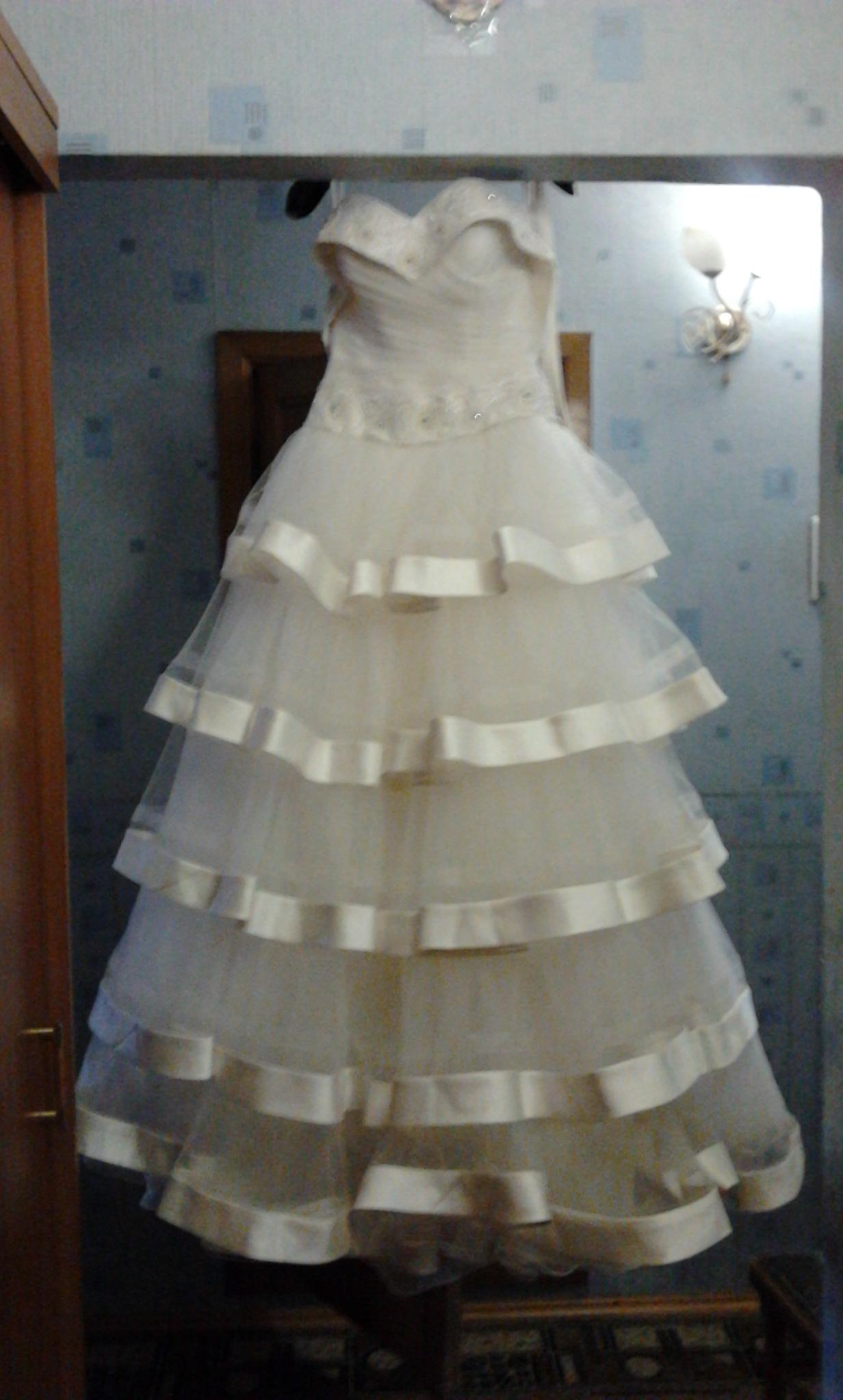 d88c7730c4d ... Свежее фото Женская одежда Шикарное свадебное платье 34674099 в Бийске  ...