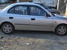 ����������� � ���� ��������� ���� ������ Hyundai Accent 2007 �. ��������� ������. � ������ 120�000