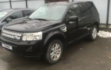 Land Rover Freelander 2.2 AT, 2012, 220 000 км