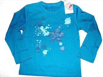 Просмотреть foto Детская одежда Кофточка с длинныи рукавом, 6-7 лет 33795001 в Бийске