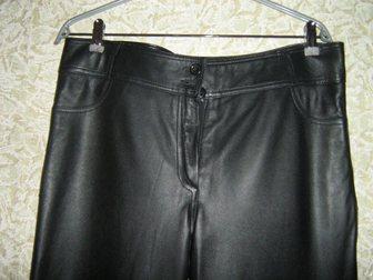 Новое изображение  брюки кожаные 34224312 в Бийске