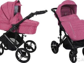 Коляска б/у,  Шасси в гараже, поэтому фото на колесах из интернета,  Со вторым ребёнком снова выбрали эту коляску: легкая, просторная люлька,  С первым ребёнком в Бийске