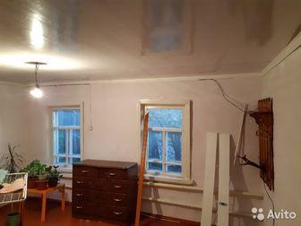 Продам дом 45 кв, участок 6 соток, все документы имеются, в доме забита скважина вода хорошая так же рядом с домом стоит колонка водоканала с домом отдам новые станцию в Бийске