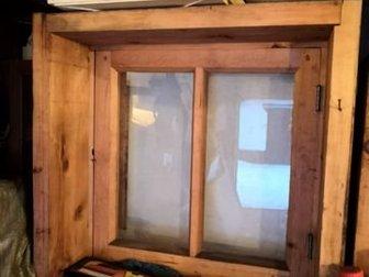 Новые окна с одинарным остеклением и дверь,  Несколько лет пролежали в гараже,  Можно по отдельности,  ТоргРазмеры:128*108 4шт78*78,  1шт187*68,  1штЦена за в Бийске