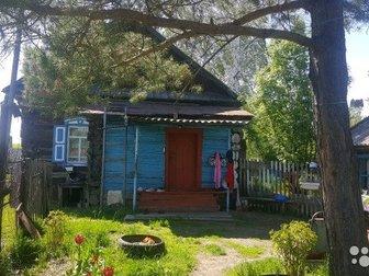 Продам дом за Мат, Капитал, ПРОДАМ ДОМ 46 кв м,  2 комнаты кухня,  Холодная вода в доме,  Отопление водяное печное, также действует русская печка, Земельный участок в Бийске