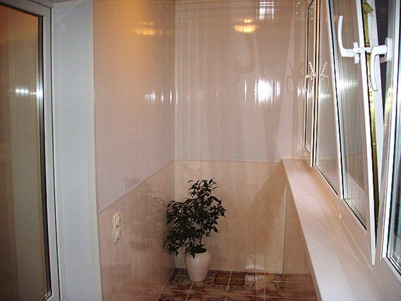 Из каких этапов состоит отделка балконов внутри своими рукам.