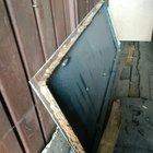 Дверь металлическая утепленная