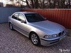 BMW 5 серия 2.5AT, 1999, 317000км