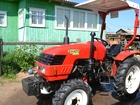 Изображение в Сельхозтехника Трактор срочно продам мини трактор SWATT DF 244, в Братске 170000