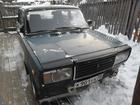 ВАЗ 2107 Седан в Братске фото
