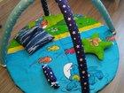 Развивающий, игровой коврик для малыша