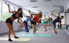 Фитнес-зал Дбэкспресс 3 этаж