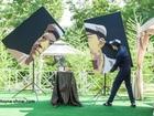 Уникальное фото Организация праздников Танцующий художник - составные картины Брянск 34584372 в Брянске
