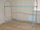 Изображение в Мебель и интерьер Разное Продаю кровати металлические армейского типа. в Брянске 2000