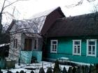 Изображение в   дом деревянный, с пристройкой из пено-блоков, в Брянске 0