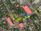 Продается земельный участок под нежилое назначение по ул. Фо