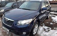Hyundai Santa Fe 2.4AT, 2011, 109560км