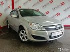 Opel Astra 1.6МТ, 2008, седан