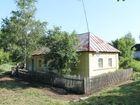 Кирпичный дом с участком 71 сотка в Чаплыгинском районе Липецкой области